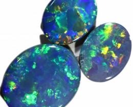 4.24 Cts parcel gem Opal Doublets  SU1546