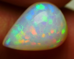 2.75 CRT BRILLIANT RIBBON HONEYCOMB MULTYCOLOR WELO OPAL