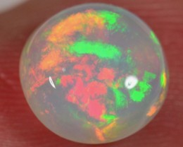 SALE - 2.5 CT WELO OPAL CABACHON - VERY BRIGHT
