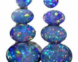 4.24 Cts parcels gem Opal Doublets SU1571