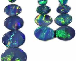 4.75 Cts parcels gem Opal Doublets SU1576