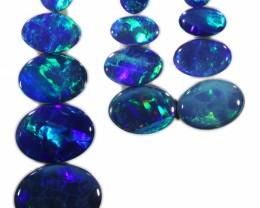 4.92 Cts parcels gem Opal Doublets SU1578