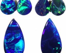 4.41 Cts parcels gem Opal Doublets SU1620