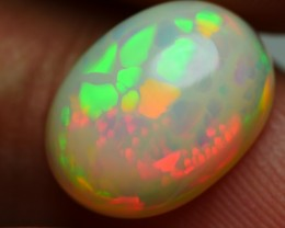 3.05 CRT GORGEOUS SPIDER WELO CHAFF FLORAL PLAY COLOR WELO OPAL
