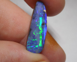 7.4ct Boulder Opal Polished Stone