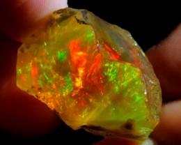 42ct ContraLuz Ethiopian Crystal Rough Specimen Rough