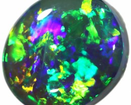 2.95 CTS BLACK OPAL FROM LIGHTNING RIDGE [SAFE157]