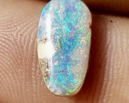 2ct Boulder Opal Wood Fossil