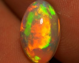 2.28 CT BROADFLASH! PATTERN FLASHY ETHIOPIAN OPAL-AE324