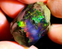49ct Ethiopian Crystal Rough Specimen Rough