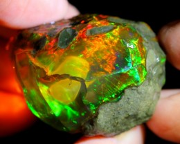 (Private Listing for lillina) 113ct Ethiopian Crystal Rough Specimen Rough