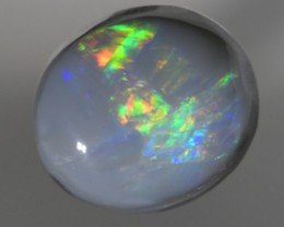 1.75 CT Semi-Black Opal from Lightning Ridge Australia