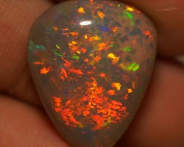 9.35 CT DARK BASE!!! ONE OF A KIND ETHIOPIAN OPAL  - AE295