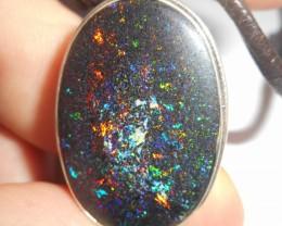 57ct Top Grade Queensland Fairy Stone Opal Pendant