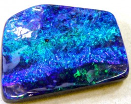 15.95-CTS QUALITY BOULDER OPAL POLISHED STONE  INV-991