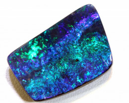 15.55-CTS QUALITY BOULDER OPAL POLISHED STONE  INV-991
