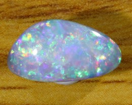2.10Cts Shell Patch Opal doublet cabochon WS240