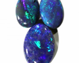 1.77 CTS BLACK OPAL PARCEL FROM LIGHTING RIDGE [SAFE173]