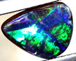 1.45-CTS QUALITY BOULDER OPAL POLISHED STONE  INV-1007