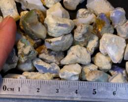 290ct Small Size Ethiopian Welo Rough Opal Parcel Lot