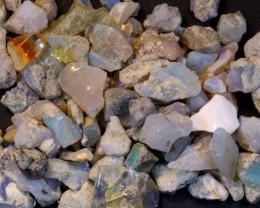 240ct Small Size Ethiopian Welo Rough Opal Parcel Lot