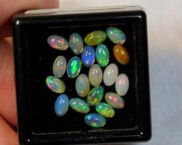 3.34ct Ethiopian Welo Opal Parcel