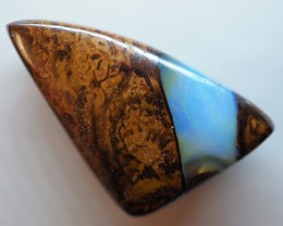 23.35CT VIEW  WOOD REPLACEMENT BOULDER OPAL OI620