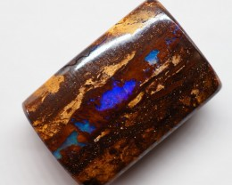 21.40CT VIEW  WOOD REPLACEMENT BOULDER OPAL OI640