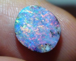 1.75 ct $1 NR Boulder Opal Natural Multi Color