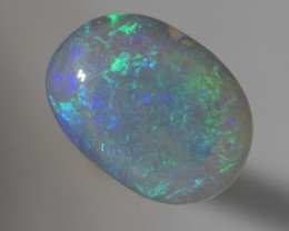 1.80 ct Crystal Opal from Lightning Ridge Australia
