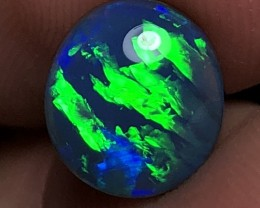 3.15ct Lightning Ridge Gem Black Opal LRS478