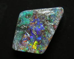 9.93ct Queensland Boulder Opal Stone