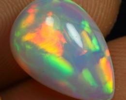WHOLESALE - 3.35cts Gorgeous Neon Cascade Ethiopian Opal