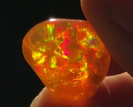 16ct Top Quality Contraluz - Gem Mexican Crystal Opal (OM)
