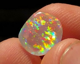 3ct Brilliant Flakes Mexican Crystal Opal (OM)