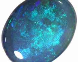 4.00 CTS BLACK OPAL STONE- FROM MINTABIE - [SAFE188]
