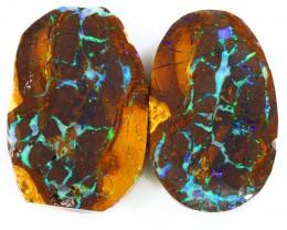 53.0cts  Koroit Boulder Opal Parcels WS293