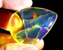 61ct Ethiopian CRACKED SPECIMEN Crystal Opal