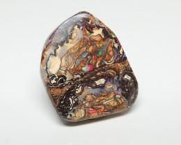 19.36ct Queensland Boulder Opal Yowah Matrix Stone