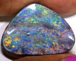 29.70 CTS QUALITY  BOULDER OPAL INV-473  GC invesntmetopals