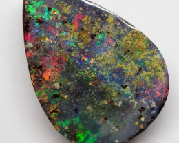 13.25CTS QUEENSLAND GEM BOULDER OPAL  RE126