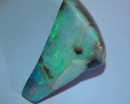 61.20 ct Boulder Opal Show Piece With Beautiful Multi Color