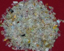 ETHIOPIAN WELO OPAL ROUGH CHIPS RO14