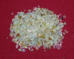 ETHIOPIAN WELO OPAL ROUGH CHIPS RO17