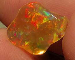 4.5ct GEM Mexican Crystal-Contraluz Opal (OM)