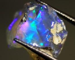 Cts 3.20   RD346     .Rough Ethiopian Wello Opal   ~ Gem Grade -