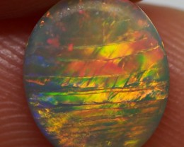 1.30 CTS CRYSTAL OPAL FROM LIGHTNING RIDGE  RE203