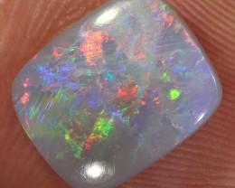 2.1ct 11x9mm Solid Lightning Ridge Dark Opal [LO-1149]