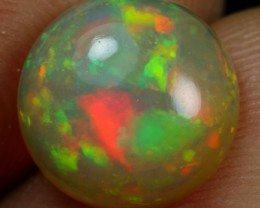 2.10cts Pin Fire & Rolling Flash Fire Ethiopian Opal