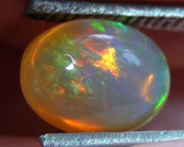2.05 ct Ethiopian Gem Color Welo Opal Cab